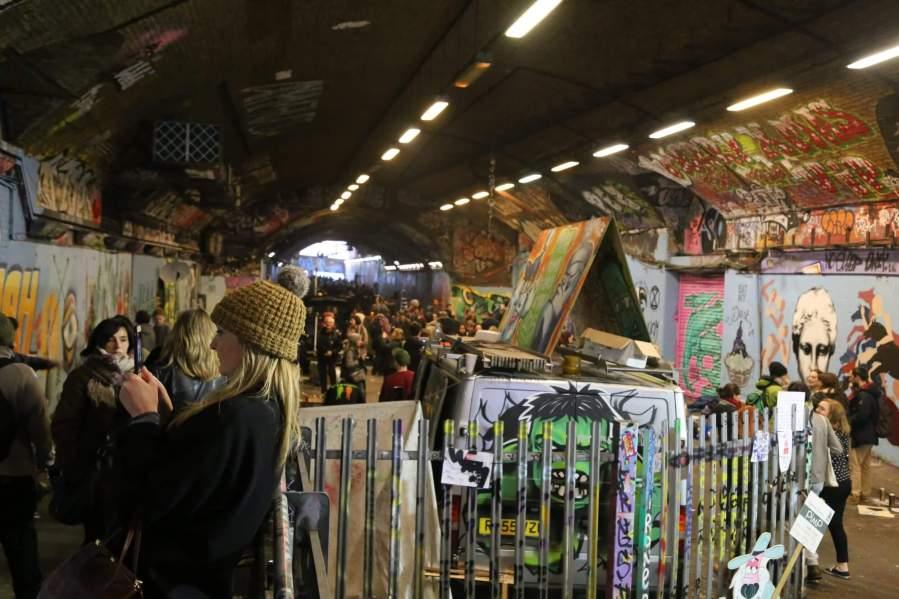 'Banksy' Tunnel