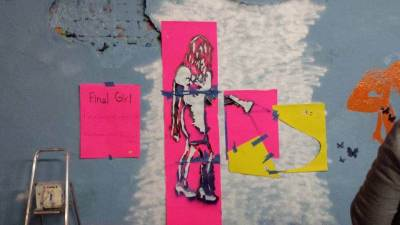 Final Girl recreates 'I believe you'