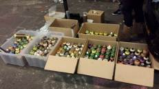 Femme Fierce Spray cans
