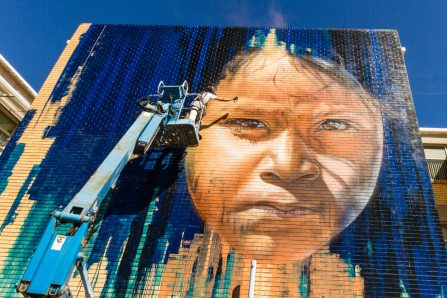Adnate, Benalla. Photo © Edward Whitfield.