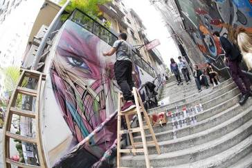 Hopare, HKwalls