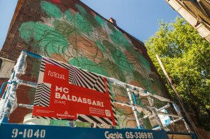 Mc Balsassari. Photo © Mural