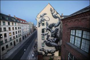 Roa. Photo © Ian Cox