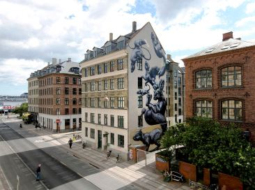 ROA . Photo © Henrik Haven