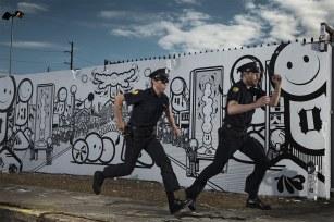The London Police. Photo © Søren Solkaer