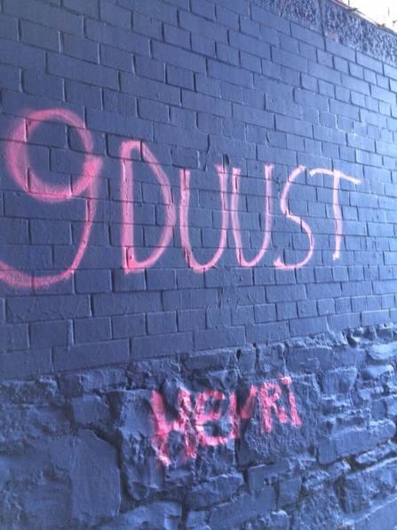 Graffiti Straat