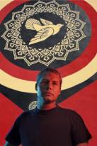 Shepard Fairey. Photo © Søren Solkaer