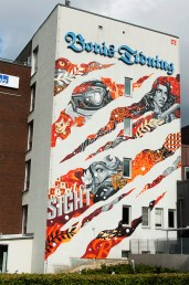 Tristan Eaton Photo © Anders Kihl