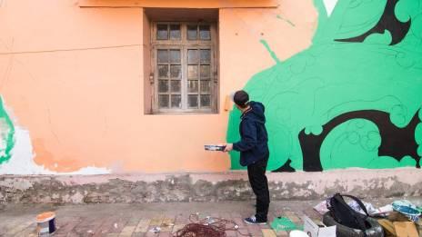 Lodhi Art District - Block 4, Opposite Meherchand Market, Lodhi Colony