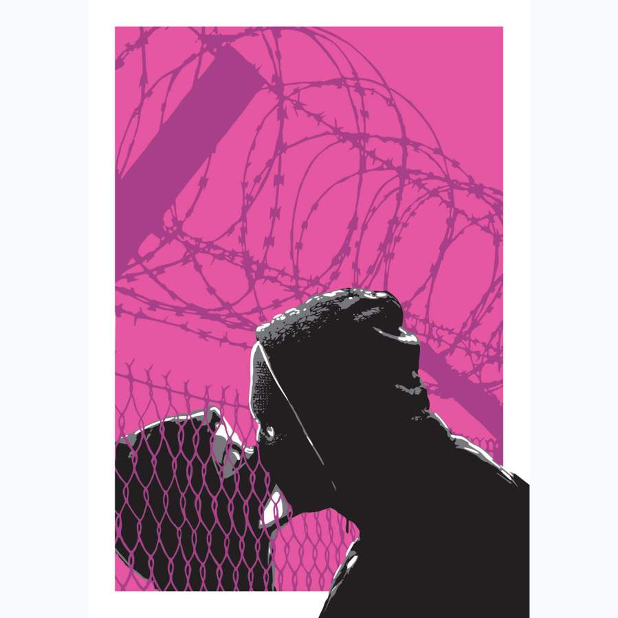 Nils Westergard - Committed Print (Pink Edition)