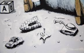 Ador - A Lost Kid Main Edition Print Detail