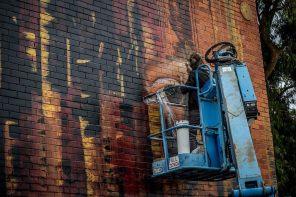 Adnate Wall to Wall Festival Benalla Photo © p1xels