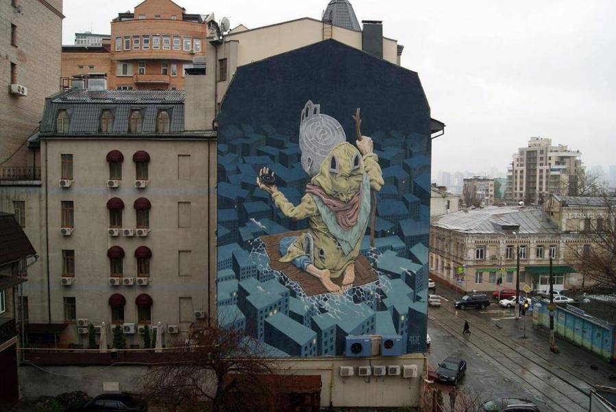 Rustam Qbic, Kiev Ukraine Photo © ArtUnitedUs
