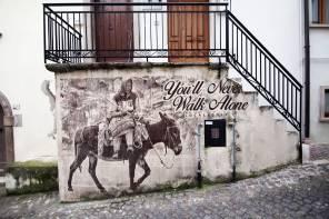 Icks Civitacampomarano Ctvà Street Art Festival, Italy