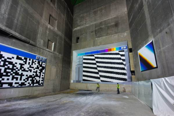 Felipe Pantone 'Lasco Project' Photo @ Felipe Pantone