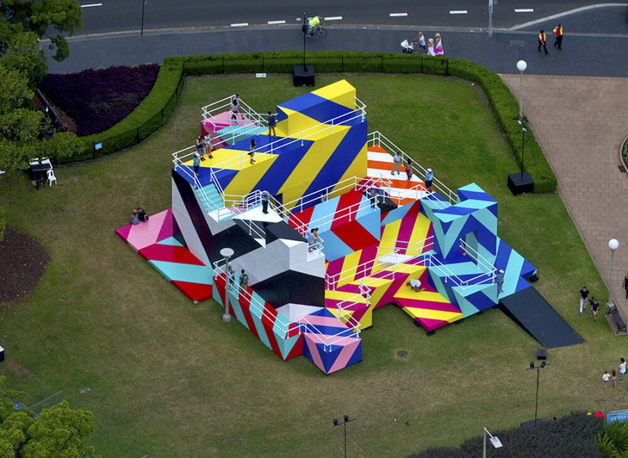 Maser @ The Art Conference