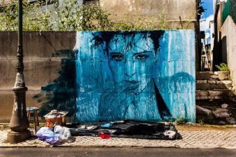 Alex Alonso, Muro Street Art Festival