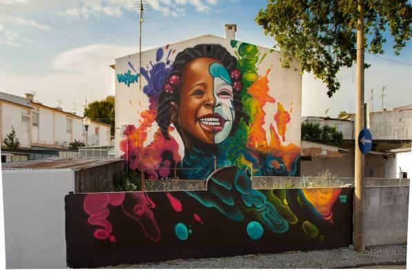 Nomen, Muro Street Art Festival