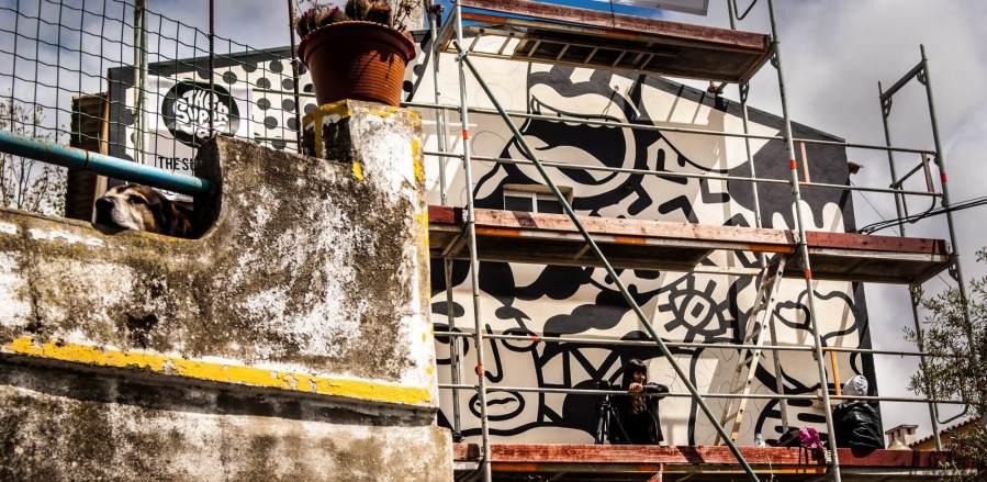 Vanessa Teodoro, Muro Street Art Festival