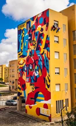 Akacorleone, Muro Street Art Festival