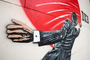 Nick Walker Dubai Walls Street Art Festival