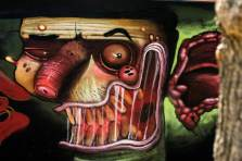 NAPOL Mislatas Representan, Street Art & Graffiti, Valencia