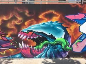 TOTEM Mislatas Representan, Street Art & Graffiti, Valencia