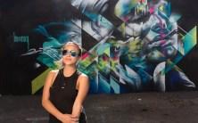 Street Artist Hueman