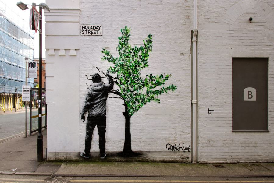 Martin Whatson, Cities of Hope, Manchester Photo © Henrik Haven