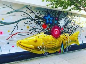 RFK Street Art Mural Photo © Branded Arts