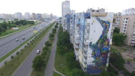 Ernesto Maranje street art united us kiev ukraine photo credit Geo Leros