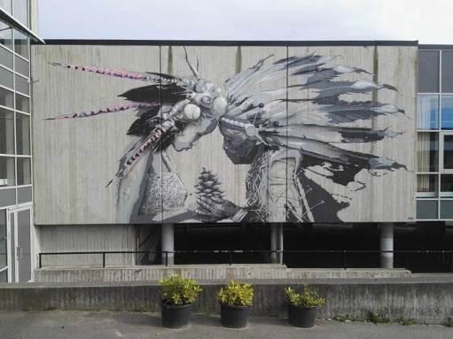 AFK, Nuart Sandnes Art Trail