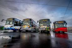 Stavanger Street Art Bus, Norway Photo Credit Brain Tallman