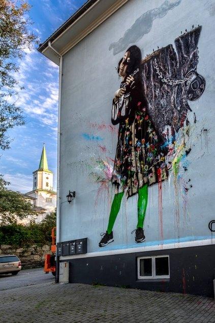 Pulpit rock nimi street art stavanger nuart art city 6