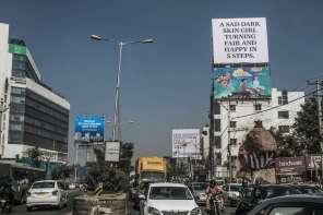 Daku-darkandlovely-street-art-india-Hyderabad-anti-advertising