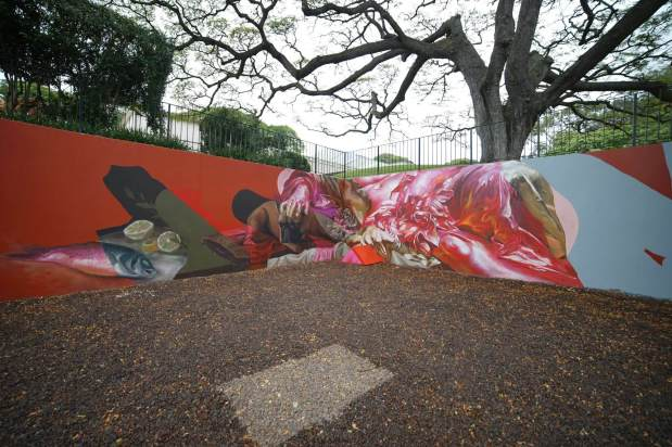 Telmo Miel, POW WOW Hawaii 2017. Photo Credit @bshigeta
