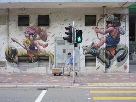 Jecks, HKwalls 2017