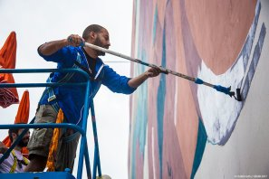 Mehdi-Annassi-Aryz-Jidar-street-art-festival-rabat-2017
