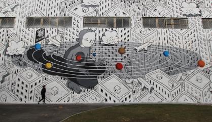 Millo, St Petersburg, Russia 2017