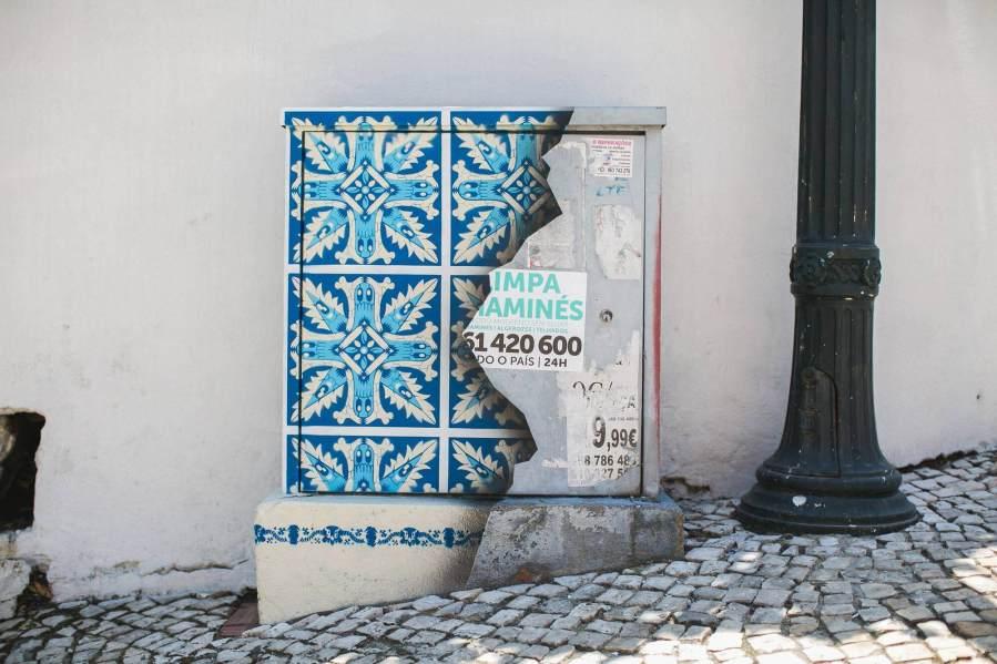 Add Fuel, 'AZ115 More Than Metal', Muraliza Street Art Festival. Photo Credit Rui Gaiola