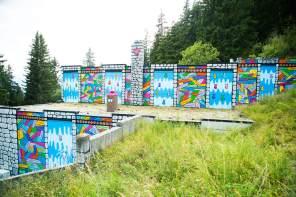 Original, Vision Art Festival, Crans-Montana Ski Resort, Switzerland 2017. Photo Credit Sam Norval
