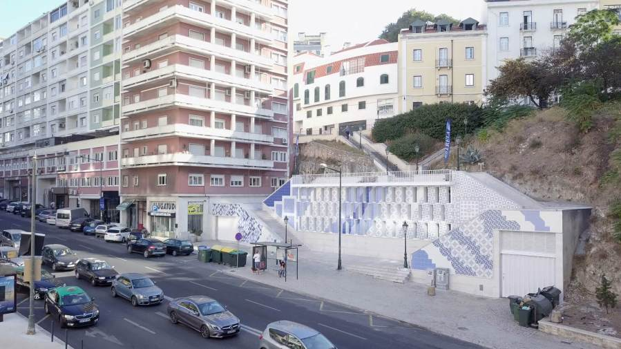 Add Fuel, Louvor da Vivacidade, Lisbon 2017. Photo Credit Ana Pires