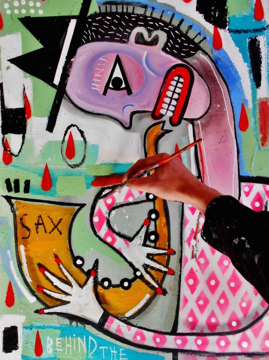 Graffitistreet-Joachim-Born-to-Paint-Solo-Show-Shoreditch-London-2018-2