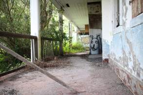 The Waiting, Ador, Street Art Réunion. Photo credit Ador 2018