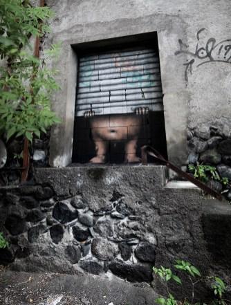 Still Open, Ador, Street Art Réunion. Photo credit Ador 2018