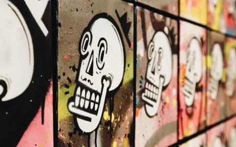 Joachim-Born-to-Paint-Solo-Show-Truman-Brewery-London-street-art-Photo-Cred-GraffitiStreet-Alex-Stanhope-22