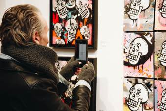 Joachim-Born-to-Paint-Solo-Show-Truman-Brewery-London-street-art-Photo-Cred-GraffitiStreet-Alex-Stanhope-43
