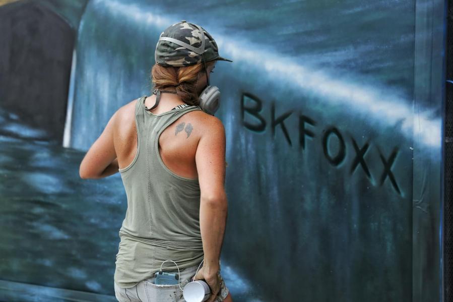BK Foxx, Photo Credit @just_a_spectator