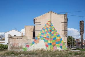 Blu, La Punta, Valencia 2018. Photo Credit Juanmi Ponce.
