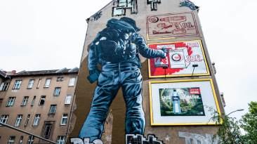 MTO, Berlin Mural Fest 2018. Photo Credit Berlin Mural Fest